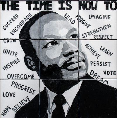 MLK 1st Place Artwork