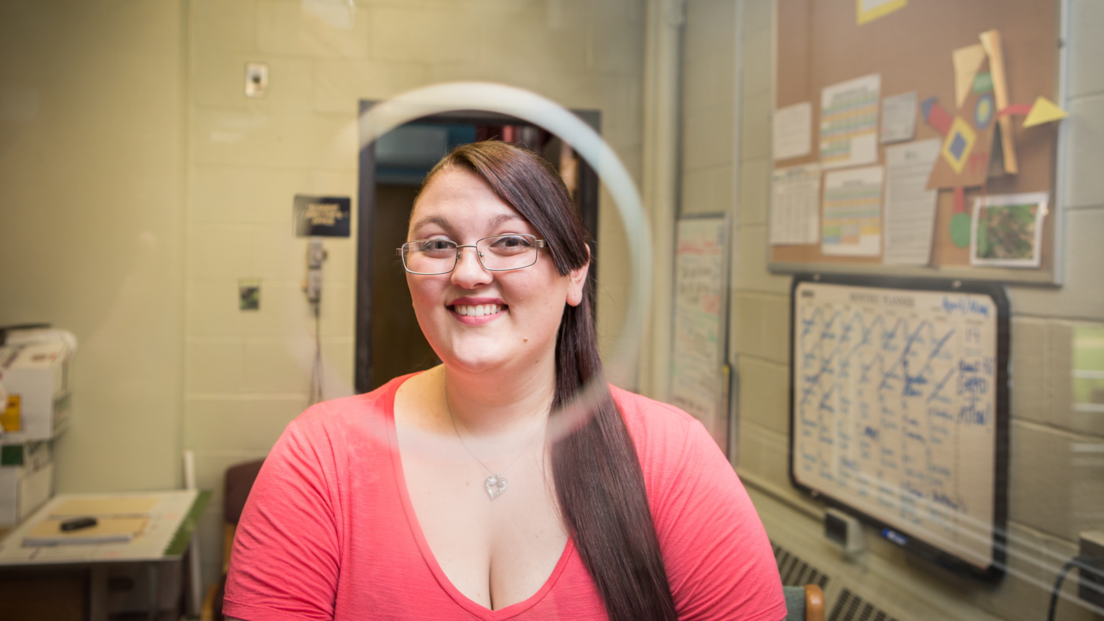 Warrior Impact: Laurel Hall R.A. believes in supporting something that has supported her