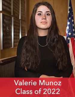 Valerie Munoz Class of 2022