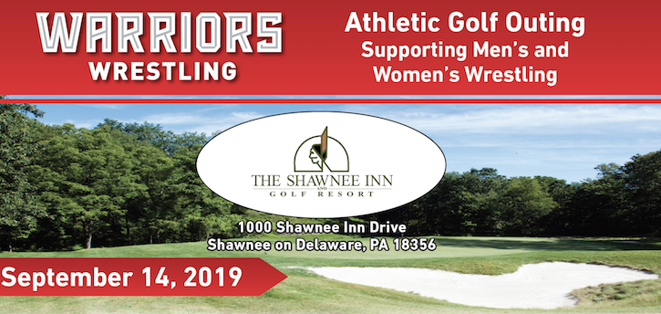 Athletic Golf Outing Supporting Men's and Women's Wrestling - ESU Foundation