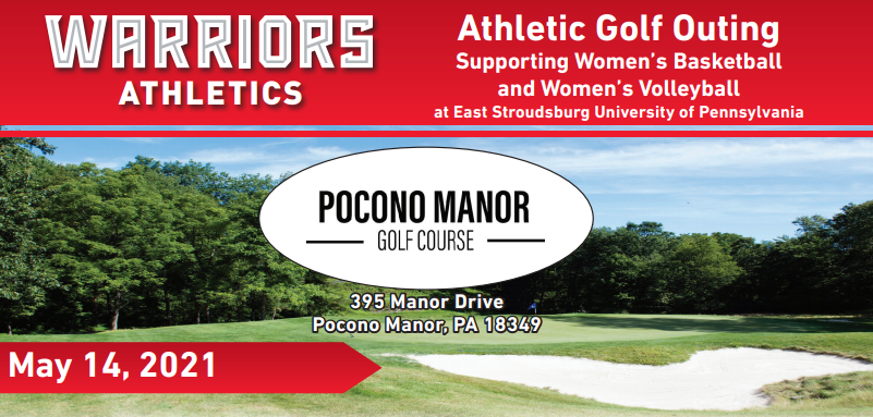 Athletic Golf Outing Supporting Women's Basketball and Volleyball