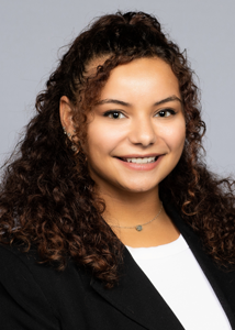 Emily Jimenez, ESU Student Liason