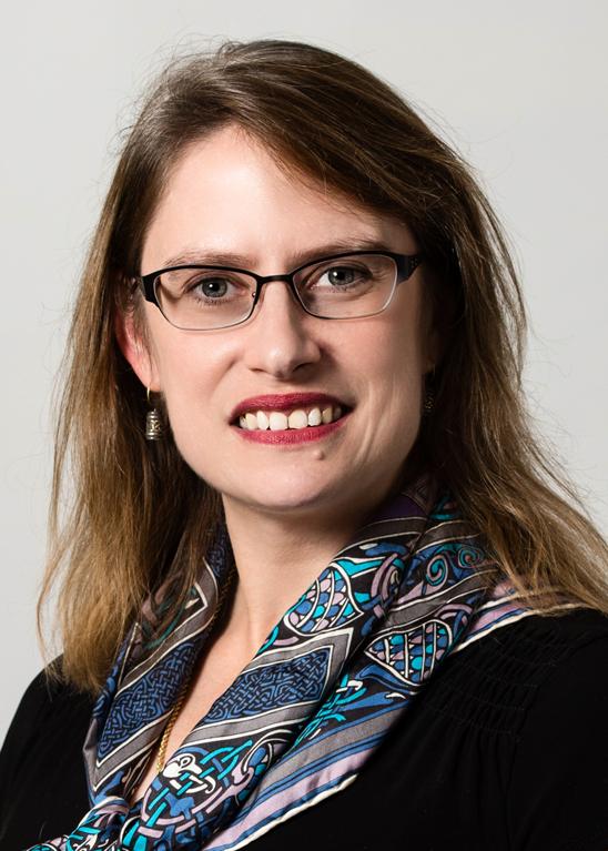 Elizabeth Leigh Smith, Ph.D.