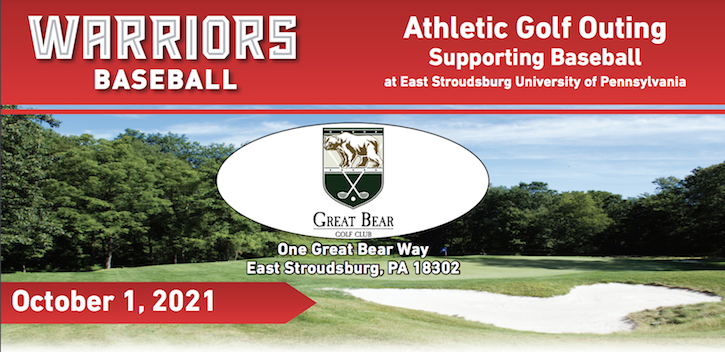 Warrior Athletic Golf Outing Supporting Baseball 2021